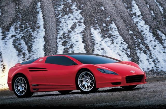 Automobilové sny pohánějí palivové články