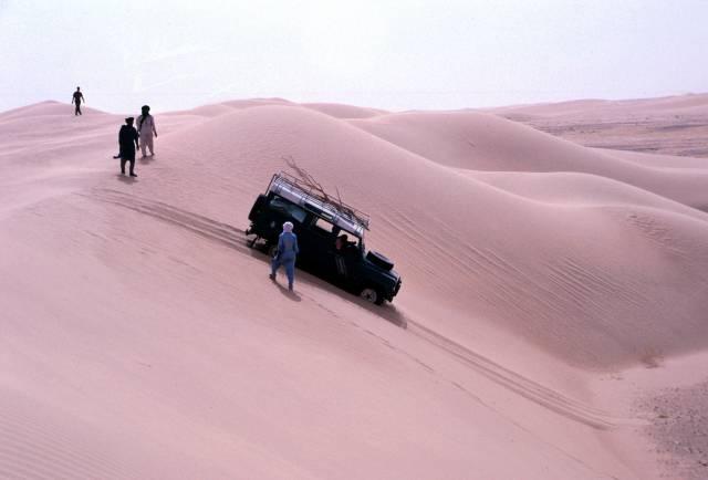 Saharský zdroj pitné vody