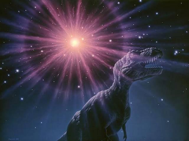 Inteligentní dinosauři – varování z hlubin času?