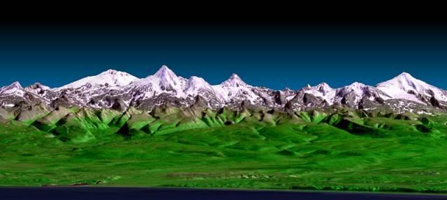 3D pohledy na náš svět