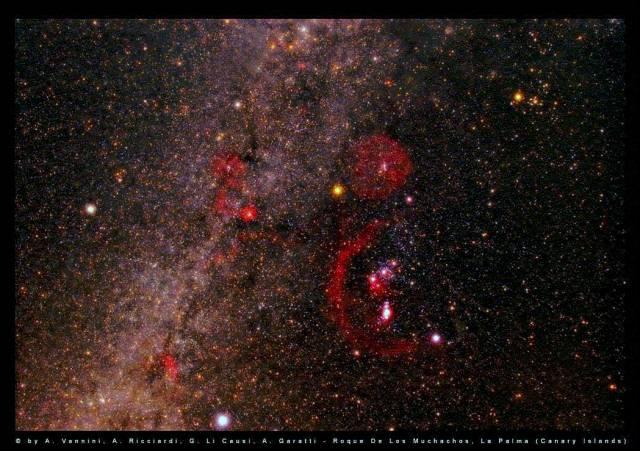 Kolik hvězd vidí dalekohledy?