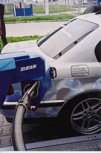Nová metoda skladování vodíku