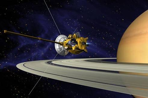 Záhadný Titan se podobá Zemi