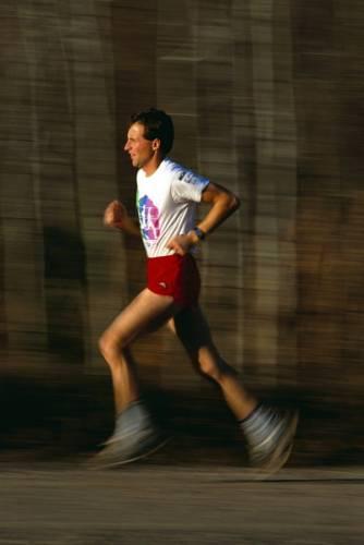 Co se děje v těle maratonce?