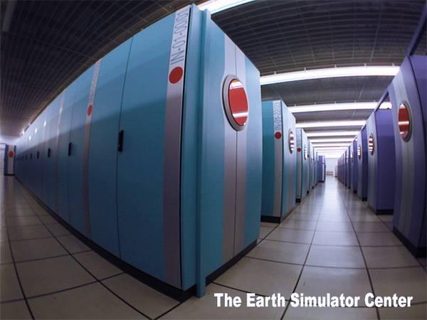 Nastal čas pro dlouhodobé předpovědi? V britské Cambridgi byly zveřejněny první výsledky modelování klimatu na nejvýkonnějším počítači světa, Earth Simulator, který pracuje v japonské Jokohamě od března 2002.