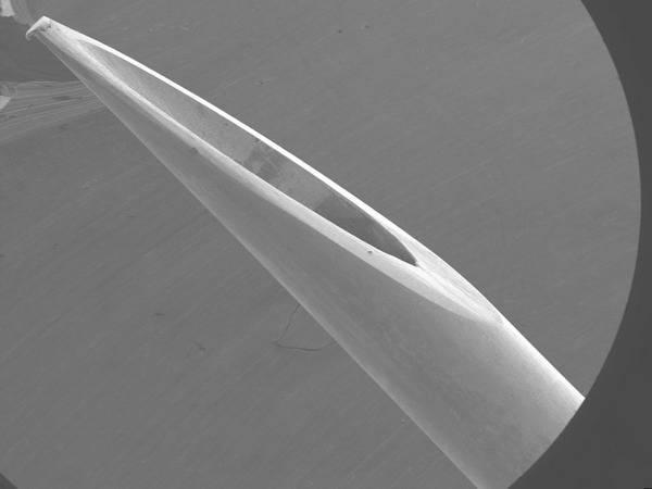 Bezbolestné bodnutí jehlou mikronových rozměrů