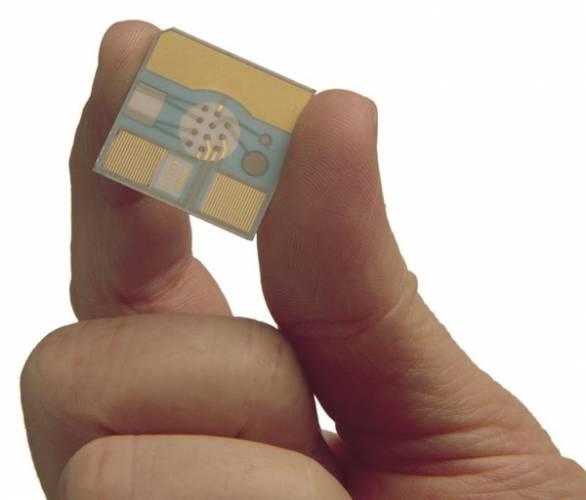 Vejde se celá chemická laboratoř na mikročip?