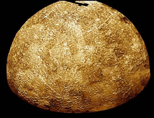 Merkur: strážce Slunce