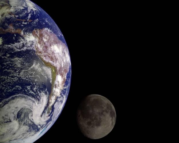 Země: modrá planeta