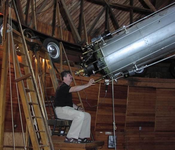 Revoluce v optických teleskopech