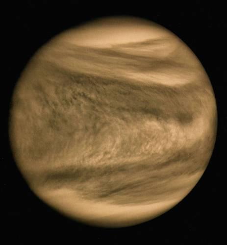 Venuše – peklo, nebo ráj?