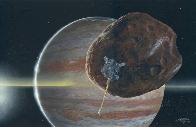 Jupiter: král mezi planetami