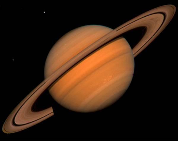 Saturn – pán prstenců