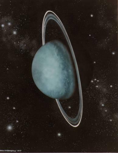 Uran – planeta s velkou rodinou