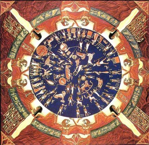 Astrologie a cesty k evropskému obrození