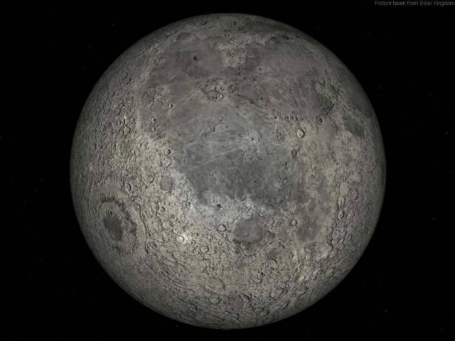 Měsíc – věčný průvodce Země