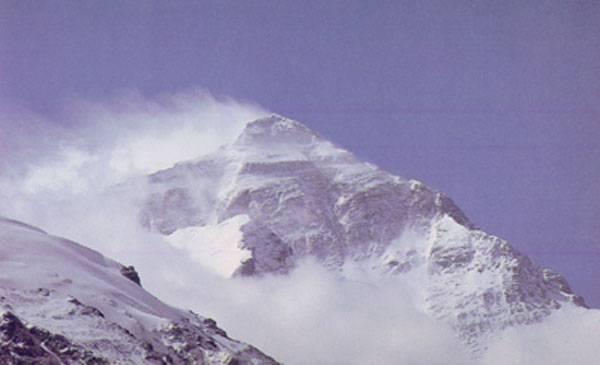 Everest se musí znovu přeměřit