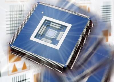 Superpočítač na čipu
