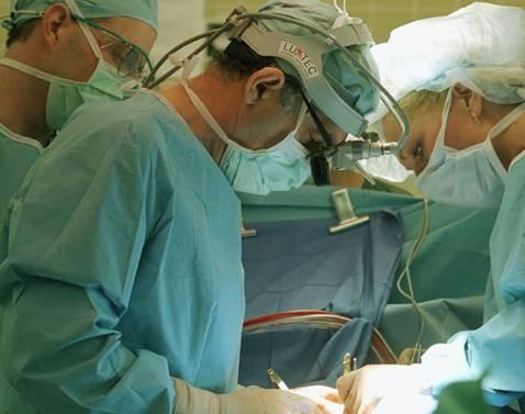 Nový typ operace provedou čeští odborníci