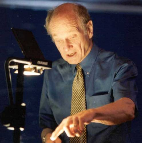 James W. Cronin – lovec částic