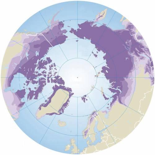 Věčný led ohrožuje ropovody