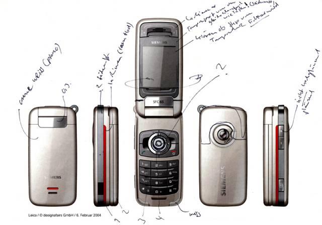 Jak vzniká mobil?