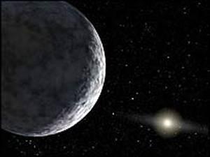 Objev nové planety