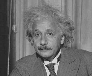 Objev Einsteinova rukopisu