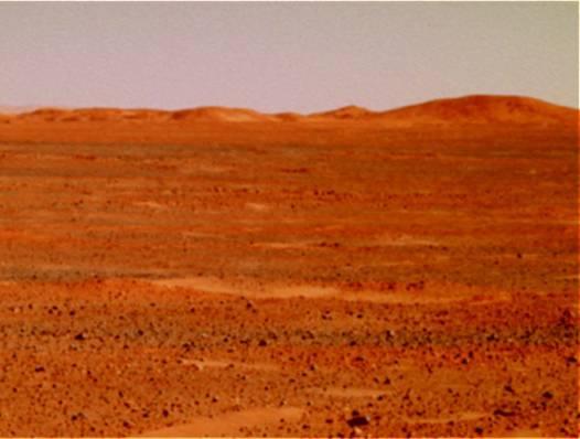 Americký pojízdný robot Spirit se v těchto dnech na Marsu snaží zdolat kopec, z jehož vrcholku by měl expertům z NASA nabídnout jedinečný výhled.
