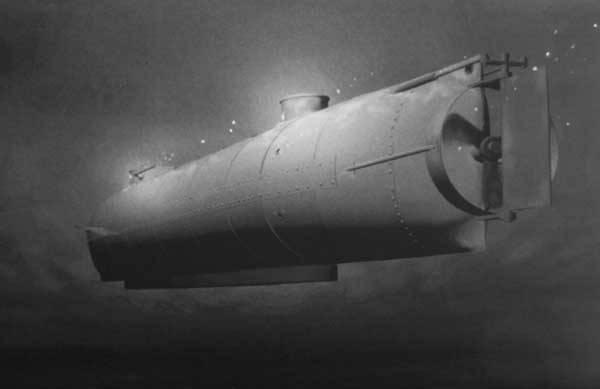 Od středověkých fantazií k smrtícímu stroji Snaha postavit plavidlo, které by se mohlo nepozorovaně plížit pod hladinou, je snad stejně stará jako námořní válčení samo. Vynález ponorky ale mnohdy provázely dramatické události a nechyběly ani oběti na životech.