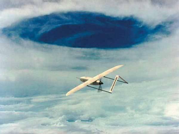 Aerosonda  dostala první příležitost seznámit se tváří v tvář s hurikánem Ofélie, který ohrožoval americké pobřeží Severní Karolíny.