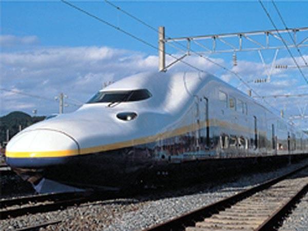Japonci chystají testy hybridního vlaku