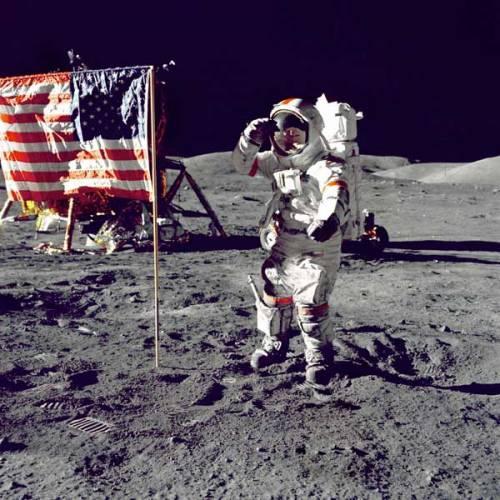 Byli Američani opravdu na Měsíci? Pravda nebo podvod století?