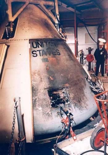 Mýty o haváriích kosmonautů
