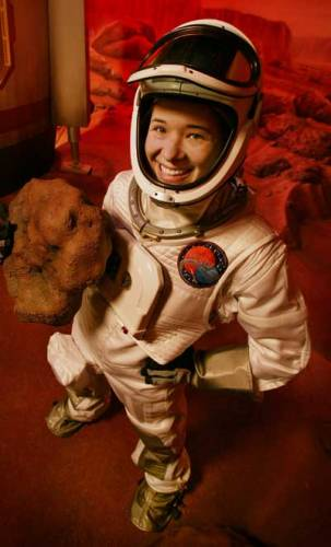 V čem si vyjít na Mars?