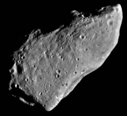 Spoustu věcí. Kromě jiného i urychluje rotaci asteroidů.