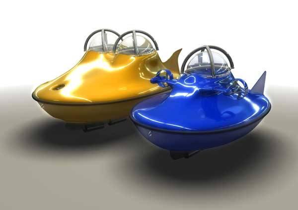 Když se řekne ponorka, většina lidí si představí velké vojenské plavidlo na jaderný pohon ve tvaru doutníku. Kdo ale chce, může si nyní pořídit osobní ponorku.