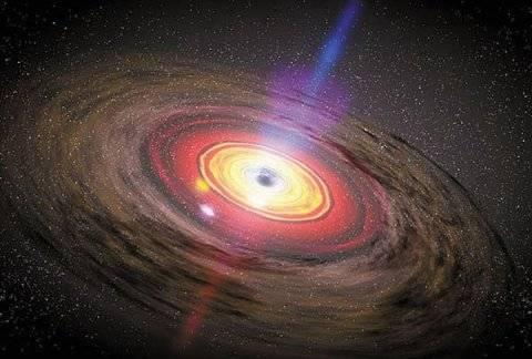 Vědcům z NASA se podařilo objevit dosud nejmenší známou černou díru.