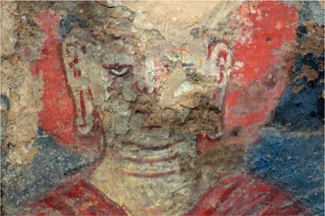 Francouzští vědci učinili v jeskynním komplexu v afghánském Bamyanu nečekaný objev.