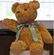 Plyšový medvídek je neodmyslitelnou součástí každého dětského pokojíku. Možná však nastane doba, kdy jeho výskyt bude stejně hojný i v automobilech.