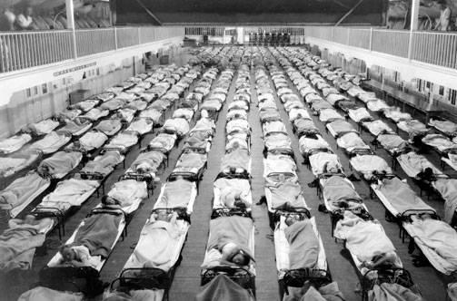 Američtí imunologové zkoumají krev lidí, kteří přežili nejhorší epidemii chřipky v historii.