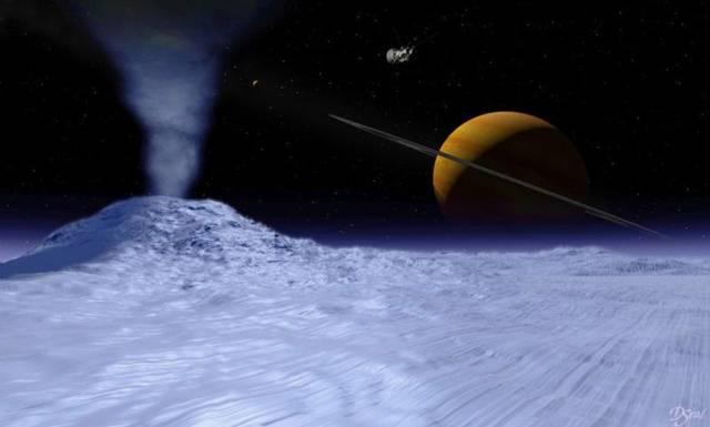 Může mimo naši Zemi existovat ve vesmíru život? Tato otázka vědce trápí už pěknou řádku let. Při svých výzkumech spíše naráželi na nehostinná místa, kde by se dobře necítil ani obyčejný prvok. Ovšem Saturnův měsíc Enceladus dává v tomto ohledu novou naději.