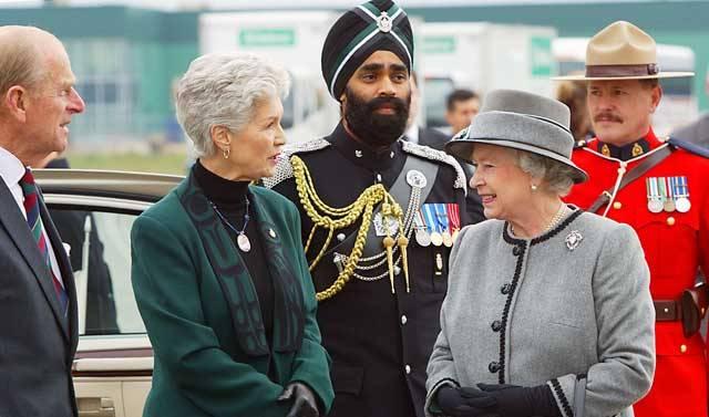 Obyvatelstvo Velké Británie netvoří jen Angličané, Skotové či potomci Keltů. Vzhledem ke své bohaté koloniální historii se Británie může pochlubit mnohovrstevnatou multikulturní společností. Mimo jiné zde žije i početná komunita Indů, z nichž značná část praktikuje sikhismus.