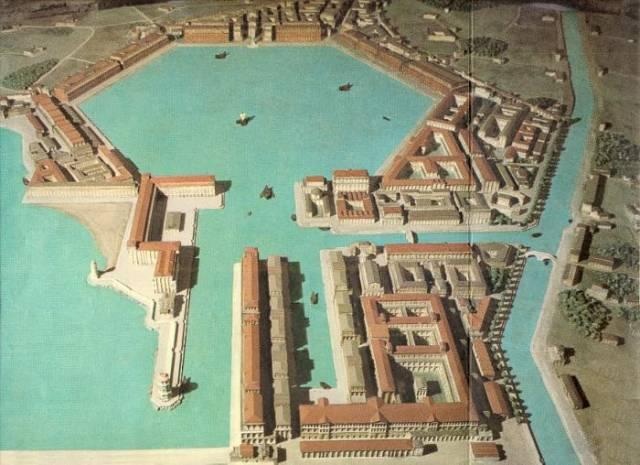 Město zvané Portus, které leží v centrální oblasti Itálie, v Laziu, bylo v prvních staletích našeho letopočtu hlavním římským přístavem.  Britským a italským archeologům se nedávno podařilo rozlousknout jedno z jeho tajemství, které je sužovalo dlouhých 140 let!