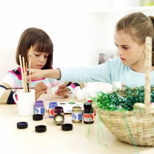 Psychologie v mateřských školách: Proč děti malují modré stromy?