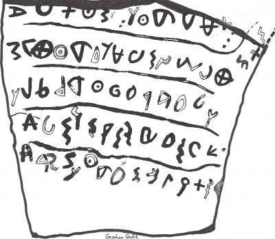 """""""Starý zákon"""" je souborem knih, které byly napsány v průběhu několika staletí před naším letopočtem. Vědci dříve odhadovali, že jeho nejstarší části pocházejí zhruba ze 7. století př.n.l. Nedávno se jim však podařilo rozluštit text, který je o celá 3 století starší!"""