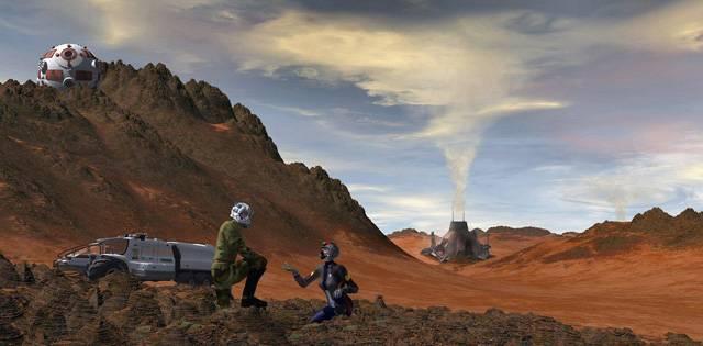 Nejrůznější teleskopy po celém světě pátrají po tzv. druhé Zemi, tedy po planetě, která by svými vlastnostmi byla podobná té naší. Vědci již objevili řadu exoplanet a některé vypadají docela zajímavě. Například okolo hvězdy Gliese 581 v souhvězdí Libra obíhá planeta jedenapůlkrát větší než Země a podle nejnovějších zjištění se teploty na jejím povrchu pohybují mezi nulou a čtyřiceti stupni.