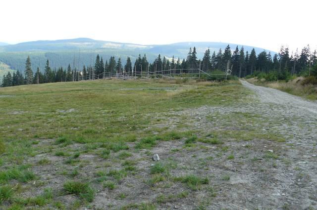 V létě loňského roku mají návštěvníci Krkonoš od důvod více, proč vyjet lanovkou na Hnědý vrch nedaleko Pece pod Sněžkou. Od 1. července minulého roku je zde totiž otevřena nová rozhledna, z níž se otevírá krásný pohled především na tři nejvyšší hory naší vlasti: Luční Horu, Studniční Horu a samozřejmě Sněžku.