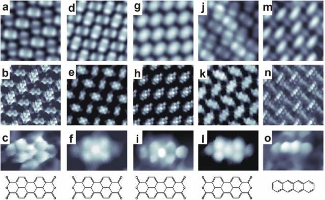 Prohlížet si jednotlivé molekuly je pro mnohé vědce, kteří pracují na nanoúrovních prakticky denním chlebem.  S novou, výrazně rychlejší a přesnější metodou přišli nedávno vědci z výzkumného centra v německém Jülichu.