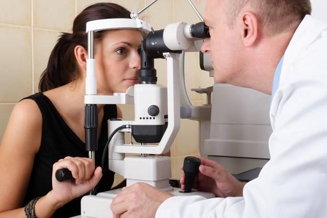 Jedním z  odvětví alternativní medicíny je iridologie (irisdiagnostika). Zabývá se diagnózou zdravotního stavu člověka podle duhovky (iris) jeho oka.